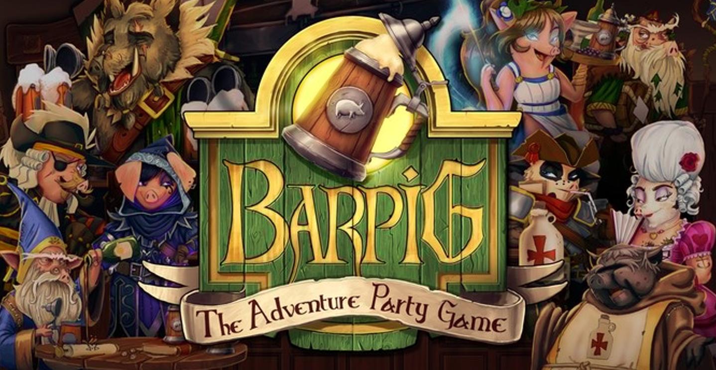 BaRPiG website background