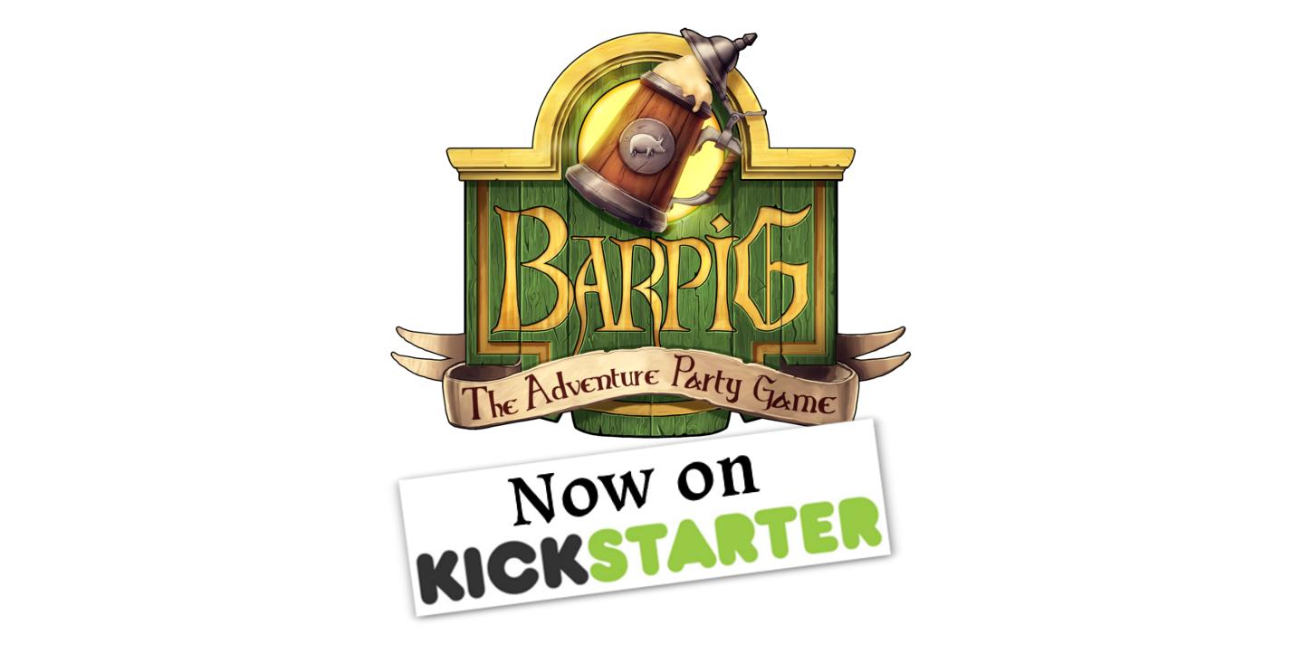 BaRPiG website background 0 Now on KS